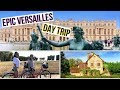 A UNIQUE WAY TO VISIT VERSAILLES | Versailles Palace & Gardens Bike Tour | Paris Day Trip