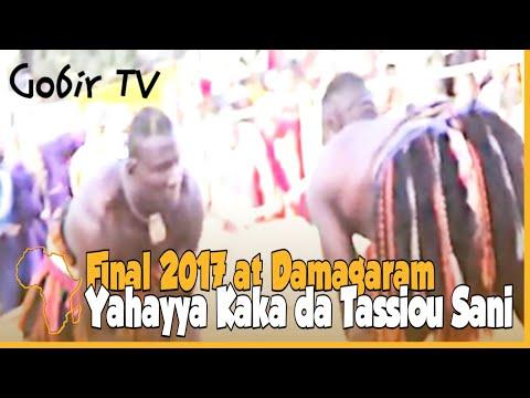 Final: Niger traditional wrestling 2017/2018 - Kokowar karshe Yahayya Kaka da Tassiou Sani thumbnail