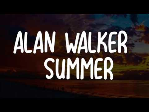 Alan Walker - Summer
