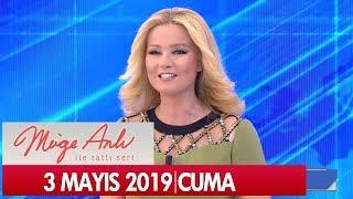 Müge Anlı ile Tatlı Sert 3 Mayıs 2019 - Tek Parça