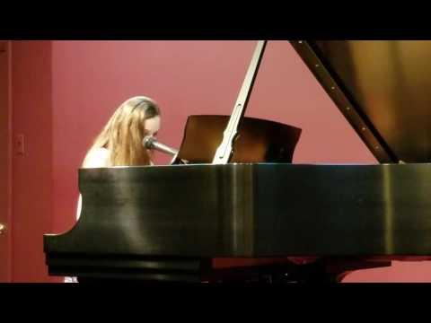 Lauren - Piano - Implicit Demand For Proof