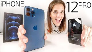 Apple iPhone 12 PRO unboxing con TODAS las NOVEDADES