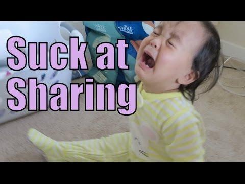 Suck at Sharing - November 05, 2015 -  ItsJudysLife Vlogs