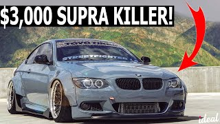 CHEAP Cars With Insane Tuning Potential