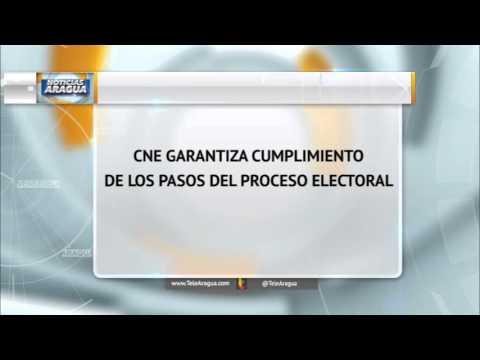 Conozca las funciones del Consejo Nacional Electoral 04-11-15