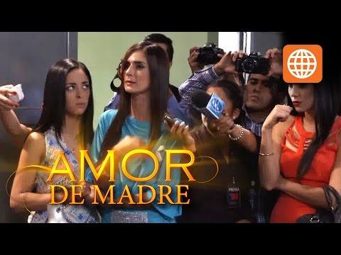 Amor de Madre Viernes 16-10-2015 - 2/3 - Capítulo 49 - Primera Temporada