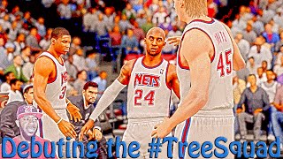 NBA Live 16 Ultimate Team | Introducing The Tree Squad | A Gift From The LUT Gods