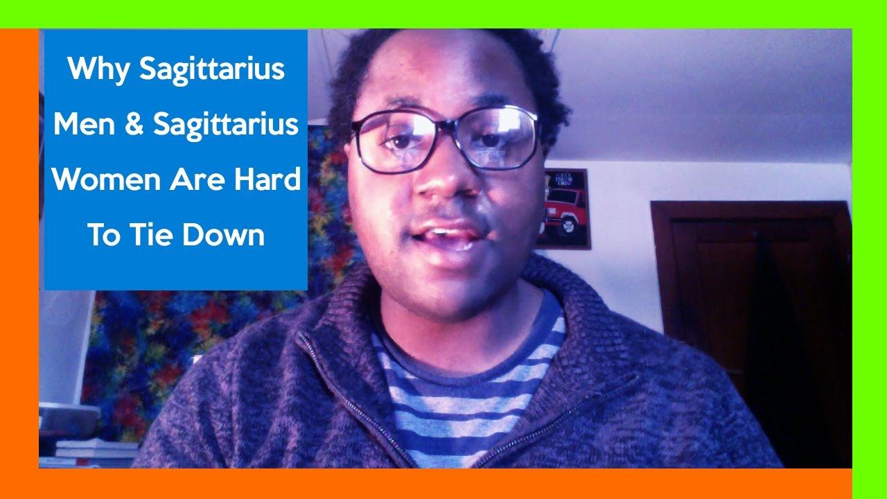 Why Sagittarius Men & Sagittarius Women Are Hard To Tie