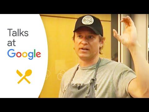 """Nick Balla and Cortney Burns: """"Bar Tartine""""   Chefs at Google"""