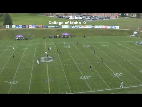 CC Men's Soccer vs College of Idaho