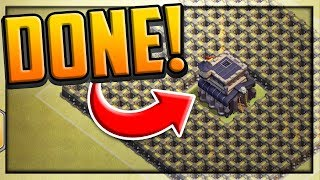 I'm FINISHED...Almost! Clash of Clans Farm to MAX #12
