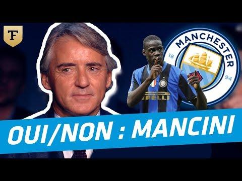 Le Oui-Non avec Roberto Mancini