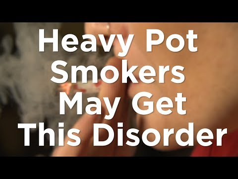 Heavy pot smokers at risk of getting cannabinoid hyperemesis syndrome