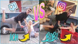 Ich 😱 stelle BIBISBEAUTYPALACE Instagram Bilder nach OMG! | Mavie & Max Family