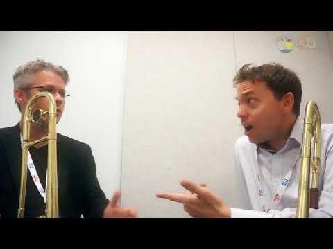 Trombone Lessons: Exercises, Articulation, Composing  - Bone Masters: Ep. 57 - Marshall Gilkes