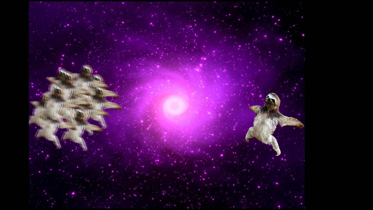 Space sloth youtube for What is space