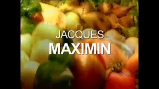 Jacques Maximin - Les chefs cuisiniers