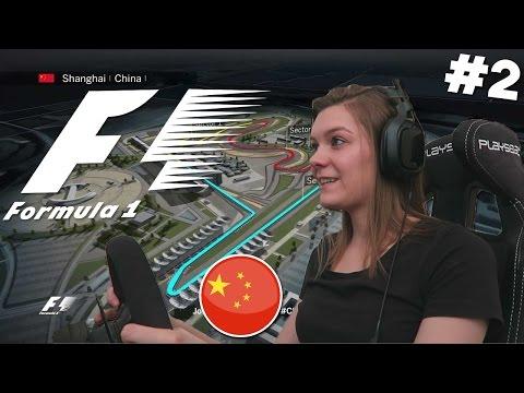 DE INHAALRACE! F1 CHINA SHANGHAI RACE! (Formule 1: 2017)