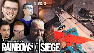 LEPSZY SKIN, LEPSZA GRA? - Rainbow Six Siege Operacja Chimera
