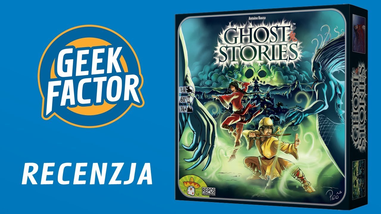 GHOST STORIES – Recenzja