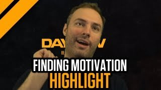 [Highlight] Finding Motivation and Avoiding Time Fillers