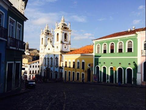 ITINERARY FOR SALVADOR ,BAHIA( BRAZIL)