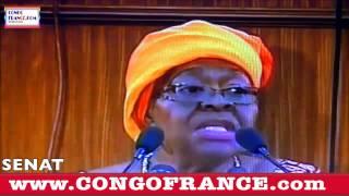 RDC: MAMAN OYO A LELISI BATU NA SENAT PONA BA CONGOLAIS PASI, C