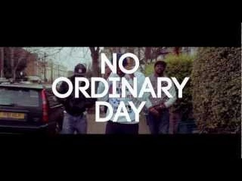 Huntizzy - No Ordinary Day (Official Video)