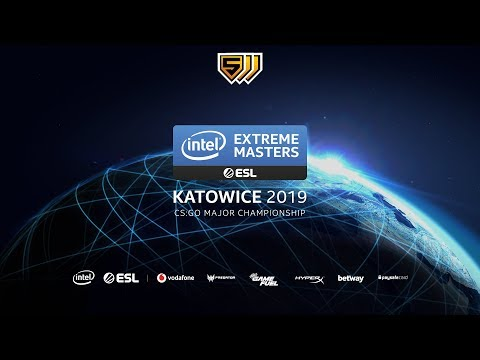🔴LIVE: [Vietnamese] Major IEM Katowice 2019 - Legends Stage - Ngày 2 - Stream A