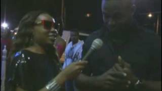 Afrogist interviewed D.J Neptune of Ray Power @ Ghanian 53 Independence Day Party in Atlanta, GA