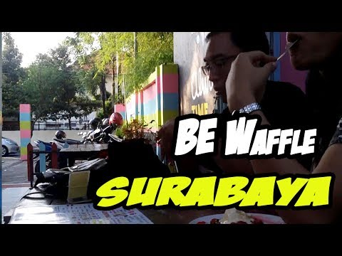 be-waffle-surabaya- -wisata-kuliner-surabaya