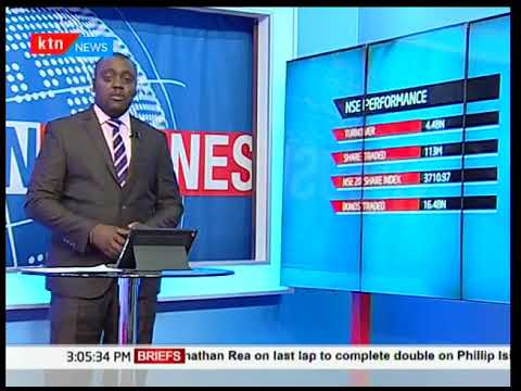 Business Today - 26th February 2018 - Kenya Stock Market is dwindling