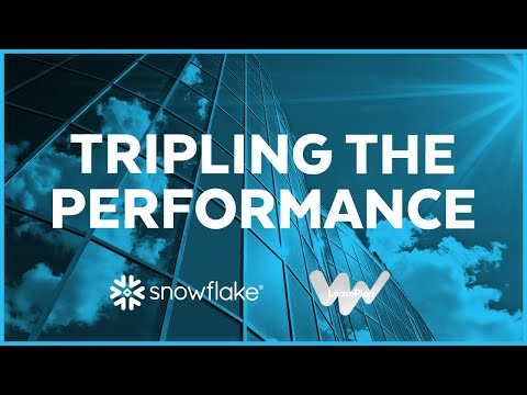 Leaseplan - 3X Performance Increase with Snowflake