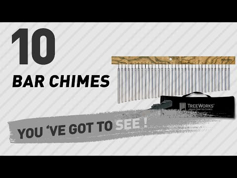 Top 10 Bar Chimes // New & Popular 2017