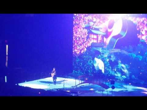 3x5 - John Mayer @ Verizon Center, Washington DC, 4/6/2017