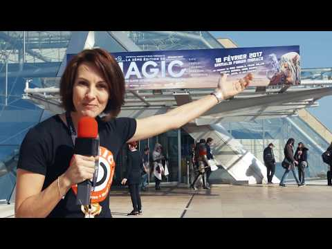 Monaco Anime Game International Conferences (MAGIC 2017)