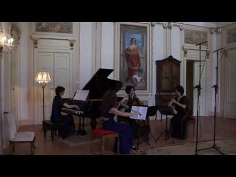Ccile Ensemble - 'Married Life' (from Pixar's movie 'Up')