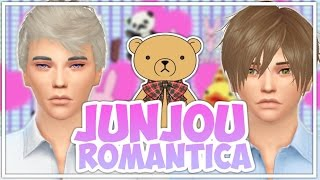 The Sims 4 | CAS | Anime Character Tag // Junjou Romantica Misaki and Usagi-san!