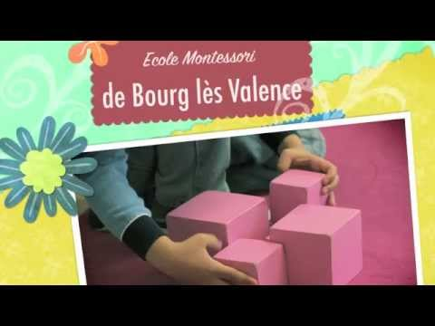 Ecole Montessori de Bourg lès Valence