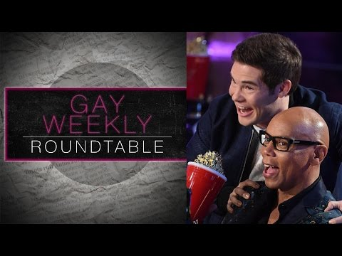 Drag Race and Moonlight Win MTV Movie & TV Awards | Gay Weekly Roundtable