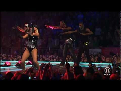 Lady Gaga - Poker Face (The Dome 2009) [HD]