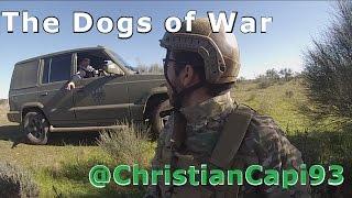 Los perros de la guerra - @christiancapi93