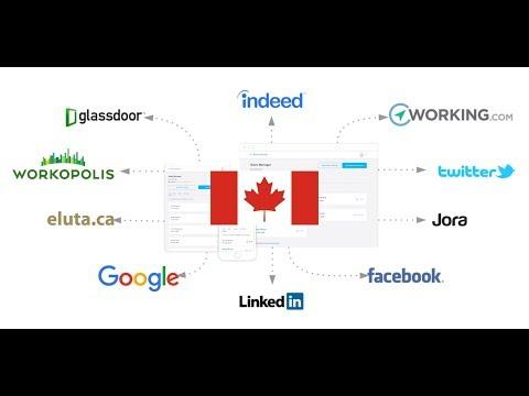 Top 10 Canadian Job Websites 2018