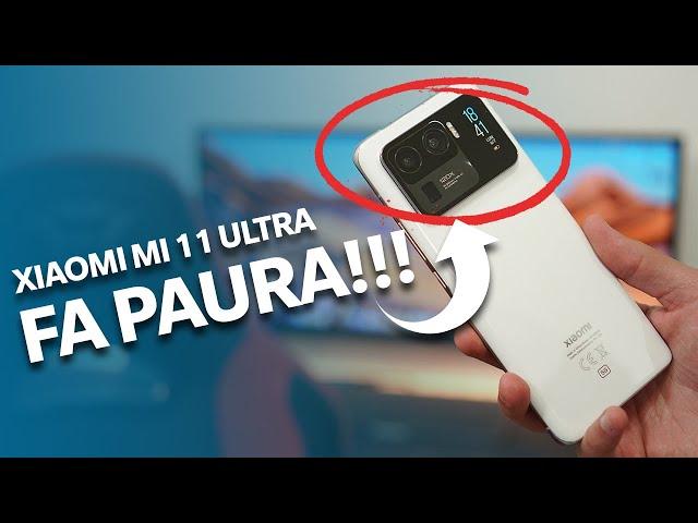 Recensione Xiaomi Mi 11 Ultra: MAI provato uno smartphone così! - Teeech