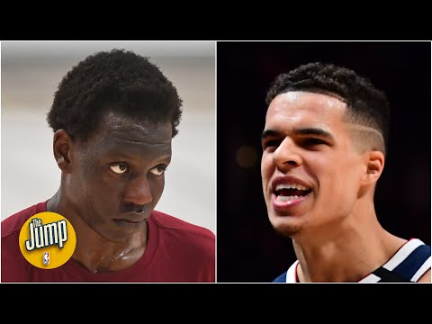 Great job to the Nuggets for getting Bol Bol and Michael Porter Jr.! - Richard Jefferson | The Jump