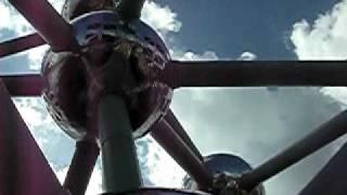 Atomium, Bruksela part 1.