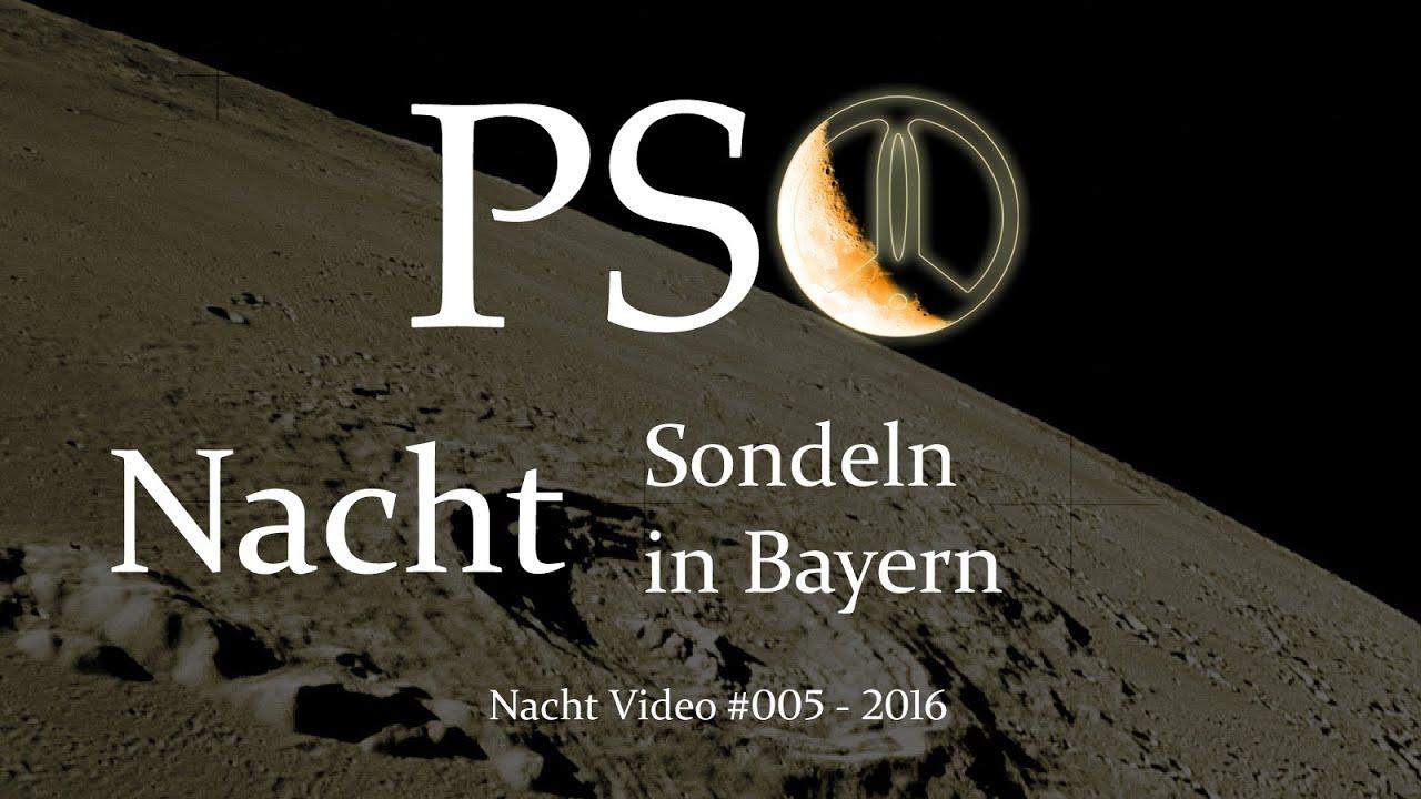 Sondeln Bayern