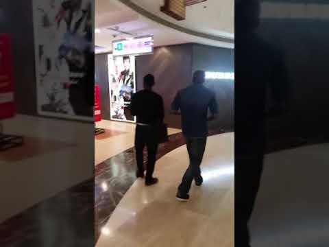 India new Delhi metropolitan mall Musa Tchomba