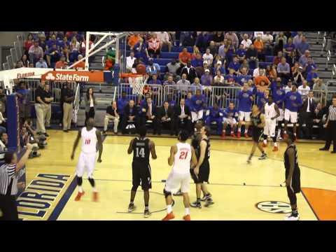 Jon Horford — Florida Gator highights (2014-15 season)