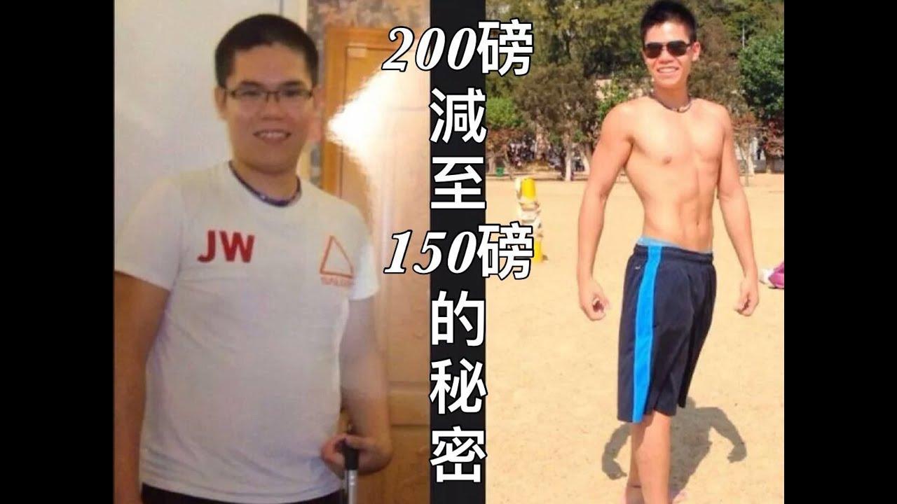 《200磅減到150磅的秘密》Deload Week Day1of 7 - YouTube